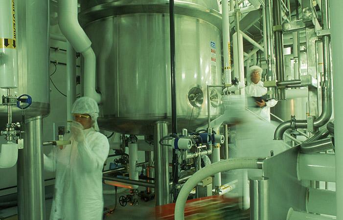 【生物制药新闻网-实罐灭菌】GMP假造实训仿真生物发酵